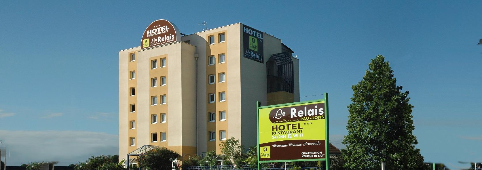 """Hôtel Logis """"Le Relais"""" Pau-Lons"""